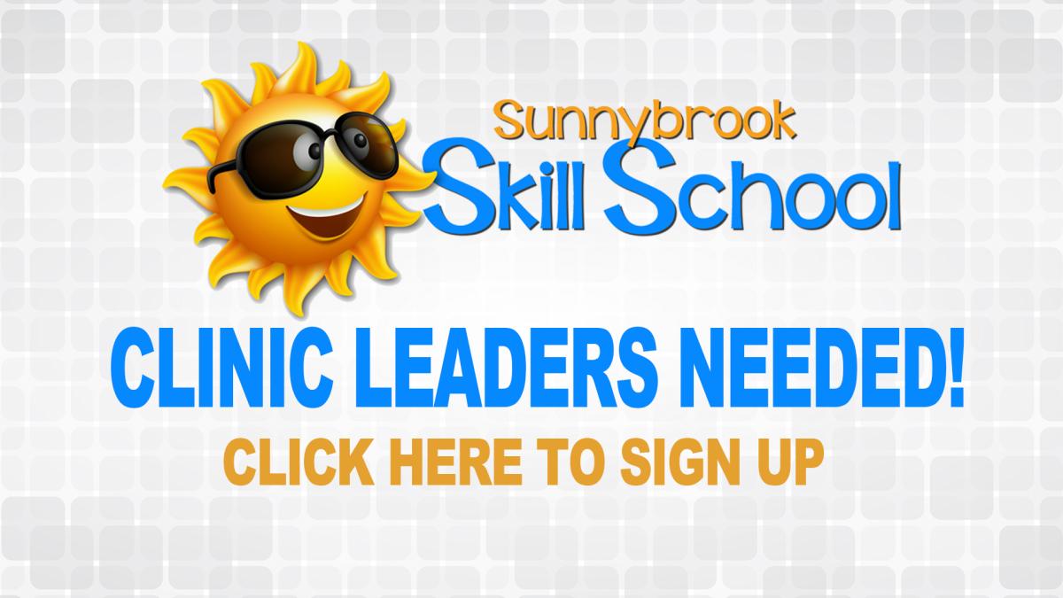 Skill School Clinic Leaders