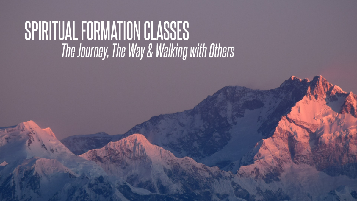 Spiritual Formation Classes