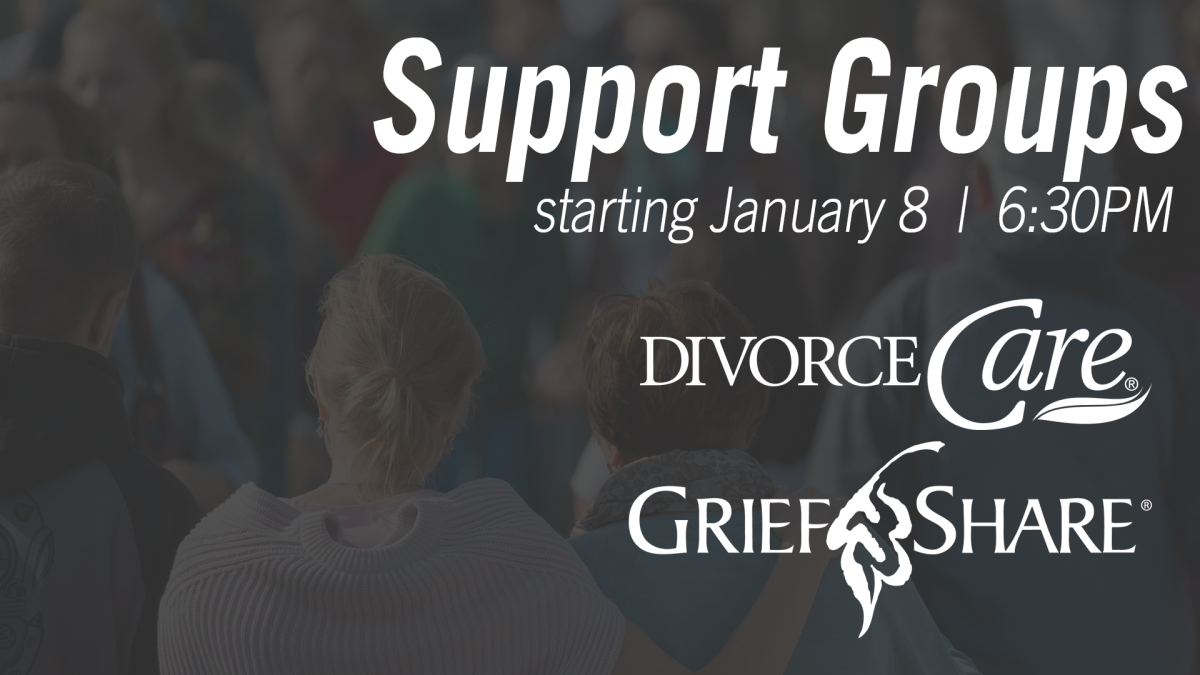 Support Groups Winter 2019