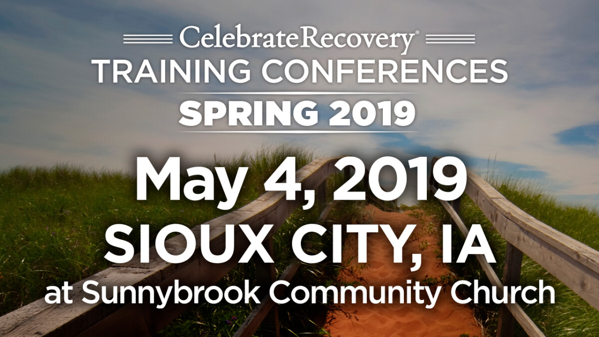 Celebrate Recovery Training Conference