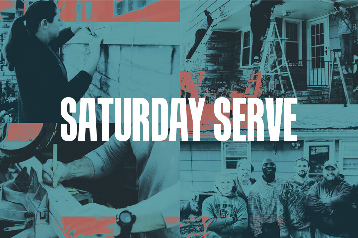 Saturday Serve 2019