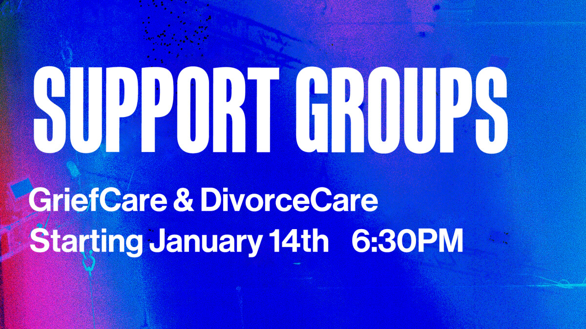 Support Groups January 2020